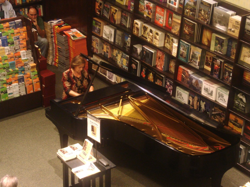 Steinway Artist Faina Lushtak Performing on the Horowitz Steinway Model D