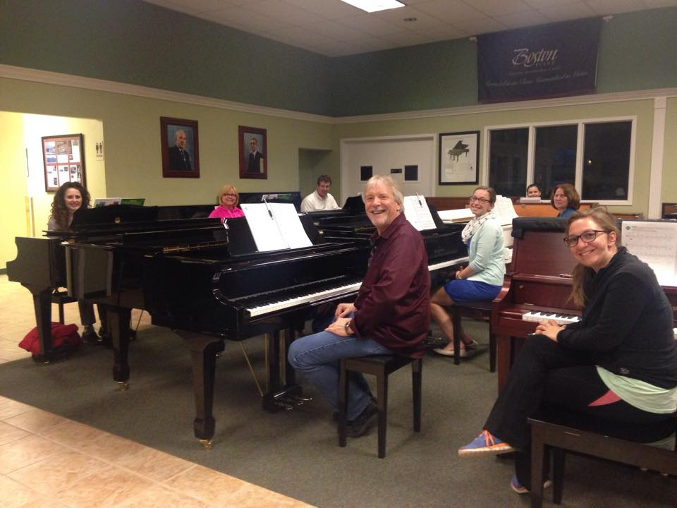 Adult Piano Class 68