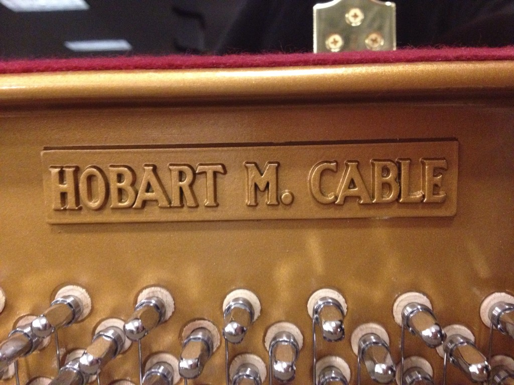 Hobart M. Cable UH-09-3