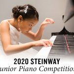 2020 Steinway Junior Piano Competition